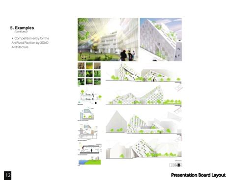 how to layout a presentation board 39 awesome competition presentation boards images