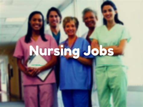 Online Nursing Jobs Work From Home - nursing jobs in north dakota nursing jobs in usa