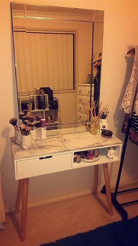 vanity table kmart hack bedroom ideas