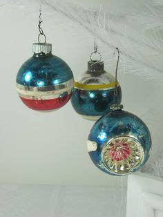 mercury glass christmas tree and teal 1000 images about glass decorations on glass ornaments glass