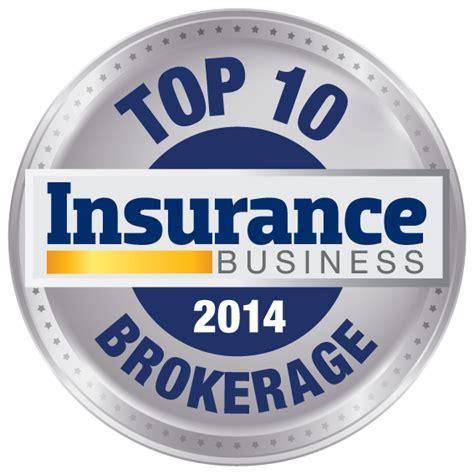 best brokerages rankings insurance business