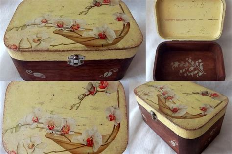 How To Decoupage A Box - decoupage box 7 by pinterzsu on deviantart
