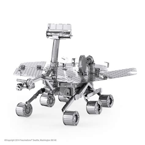 metal earth mars rover eugene toy amp hobby