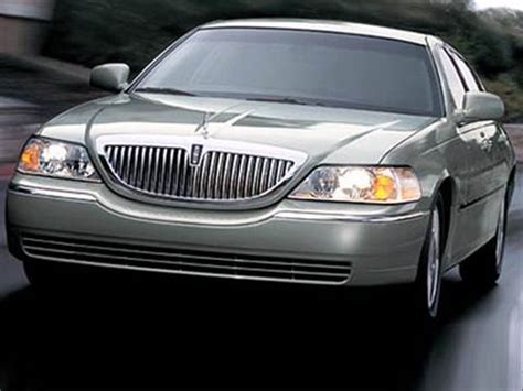 2000 lincoln town car pricing ratings reviews kelley blue book 2007 lincoln town car pricing ratings reviews kelley blue book