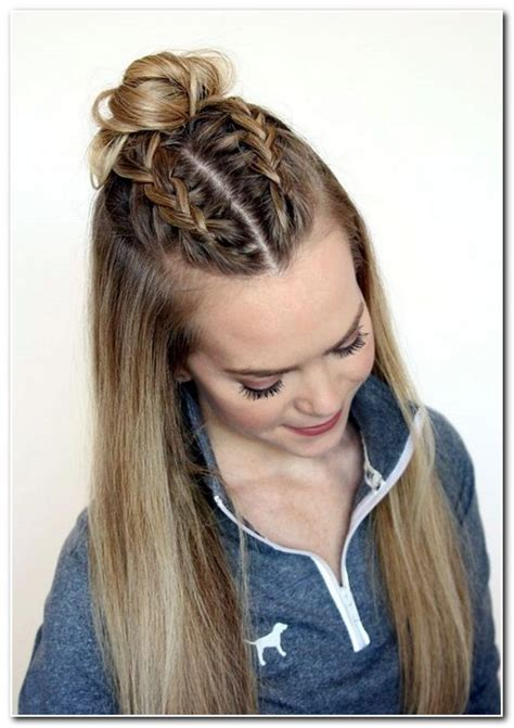 Hairstyles For Hair For School by Back To School Hairstyles Www Imgkid The Image Kid