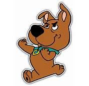 Scrappy Doo Scooby Puppy Dog Cartoon Car Bumper Vinyl
