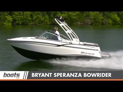 bryant boats wake tractor bryant wake tractor wt 1 first look video by boats