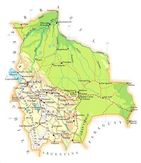 Map/Bolivia   18DAO Reference Wiki   En.18dao.net