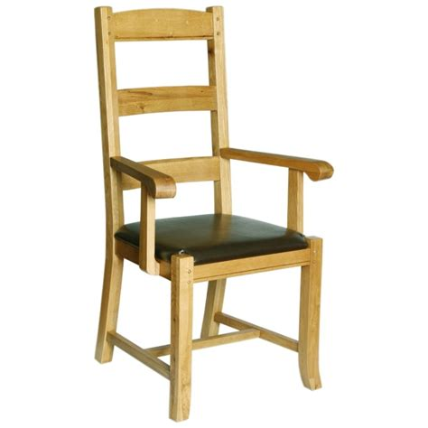 Oak Carver Dining Chairs Monza Solid Oak Furniture Set Of Eight Carver Dining Chairs Ebay
