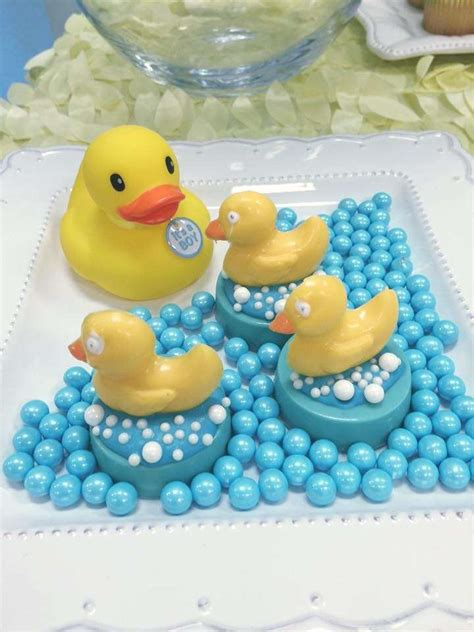 Rubber Duck Baby Shower Theme by Rubber Ducky Baby Shower Baby Shower Ideas Themes