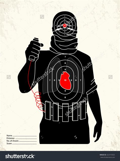 printable isis targets search results for shooting targets templates to print