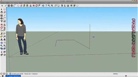 tutorial google sketchup 8 tutorial google sketchup 8 espa 209 ol parte 1 sketchup