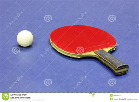 equipment for table tennis stock images image 18416044