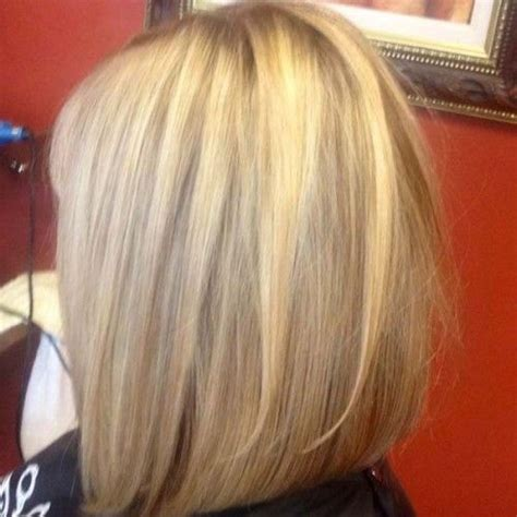 difference between stacked and layered bob long swing bob hairstyles hair and beauty ideas