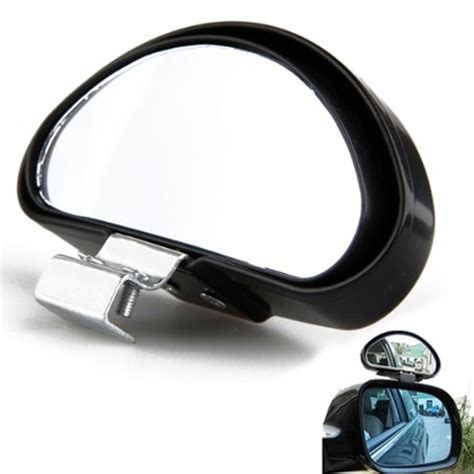 Blind Spot Car Mirror Wide Angle 2pcs auto clear wide angle rearview side blind spot mirror