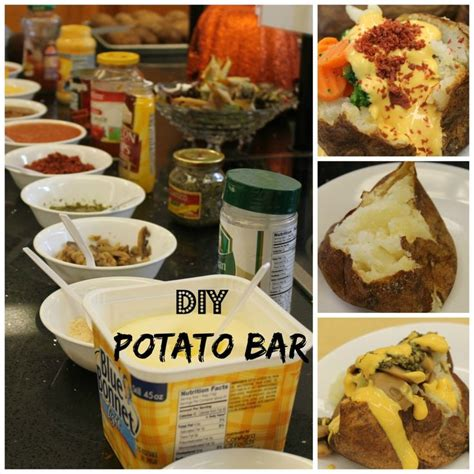 potato toppings potato bar best 25 potato bar ideas on pinterest baked potato bar