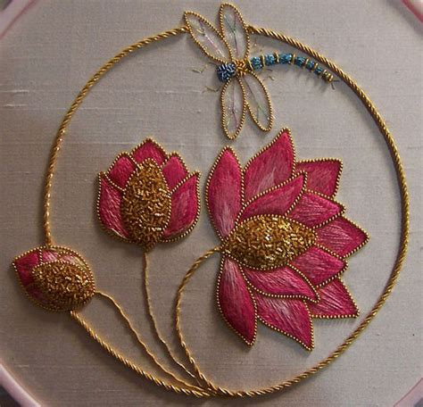 Handmade Embroidery Patterns - embroidery decorate your designs and your own clothes