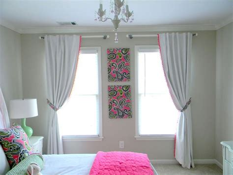 two living rooms side by side s room if you paisley pink window treatments gray and curtain ideas