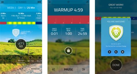 Best To 5k Apps by Best Apps For Running A 5k For The Time
