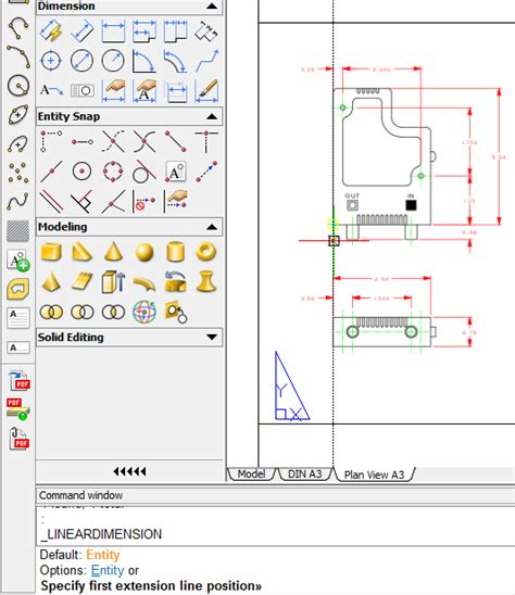 corel draw pdf to dwg adding pdf to the cad workflow pdf underlay in corelcad