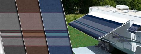 travel trailer awning replacement fabric premium vinyl fabrics carefree of colorado