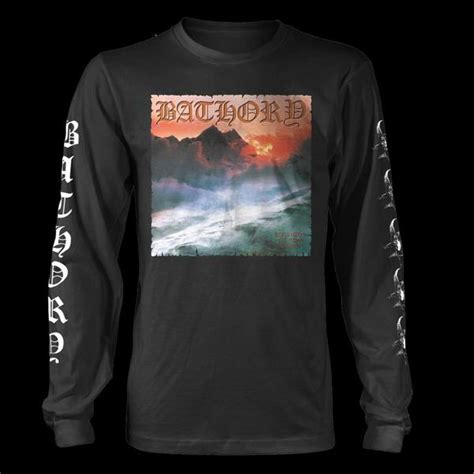 Sleve Distro bathory twilight of the gods sleeve t shirt todestrieb records uk black metal distro shop
