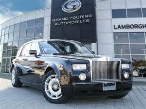 Used Rolls Royce Canada Used Rolls Royce Vehicles On Canadian Black Book