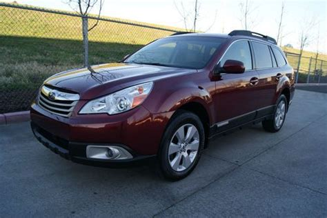 how to fix cars 2011 subaru outback electronic toll collection find used 2011 subaru outback 2 5i premium great condition 11 000 miles cvt automatic in