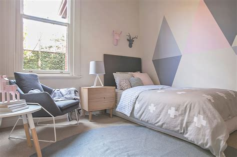 triangle bedroom design little liberty tween triangle
