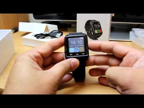 tutorial uwatch full download u8 smartwatch for android cheap review how