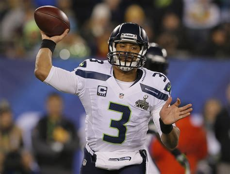 super bowl xlviii russell wilson has a why not us russell wilson in super bowl xlviii seattle seahawks v