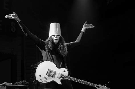 Story And A Half House by Buckethead Rocks Out At The House Of Blues Where Y At