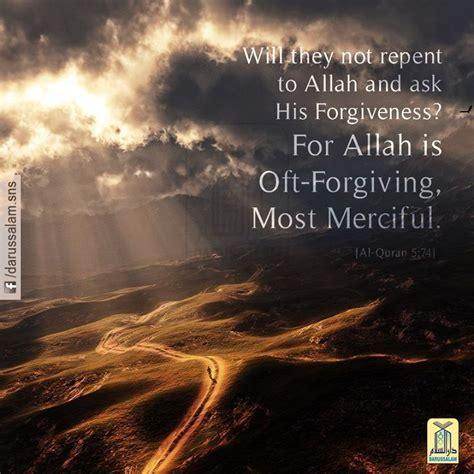 quran al maidah     repent  allah    forgiveness  allah  oft