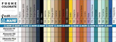 Mapei Colori Fughe by Pin Cartella Colori Fughe Mapeijpg Do It On