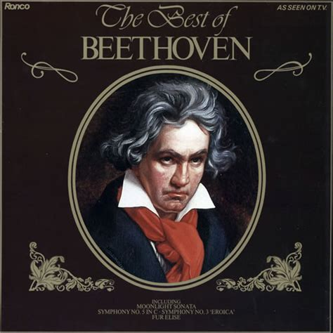 the best beethoven ludwig beethoven the best of beethoven uk vinyl lp