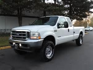 2002 ford f 250 duty lariat 4x4 7 3l diesel 92k
