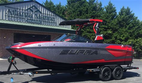 supra boats sl 450 atlanta marine 2018 supra sl 450