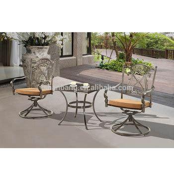 Rooms To Go Quality by Premium Quality Garden Patio Terrace Deck Cast Aluminum
