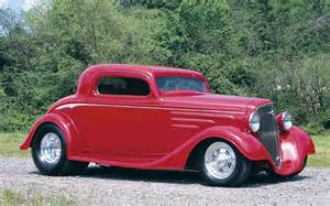 1935 Chevrolet Coupe 1935 Chevy Three Window Coupe Photo 1