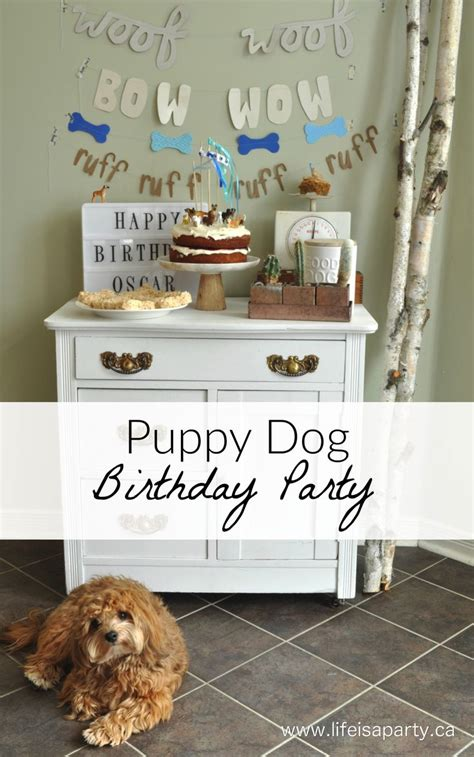 puppy ideas 25 best ideas about birthday on puppy and