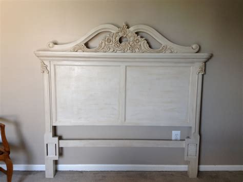 painted wooden headboards sloan chalk painted headboard