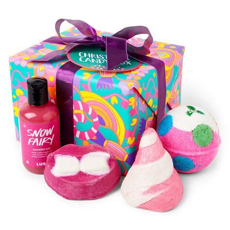 lush christmas candy box lush christmas gifts  popsugar beauty photo