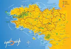 Carte de bretagne sud images et itin 233 raires arts et voyages