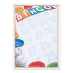 bingo birthday cards bingo birthday card templates
