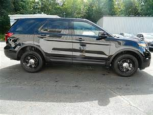 Ford Interceptor Utility For Sale 2014 Ford Utility Interceptor For Sale Autos Post