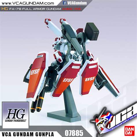 Gundam Hg Tb Fa 78 Armor Tunderbold 07885 Wb bandai 174 hg fa 78 armor gundam vca gundam inspired