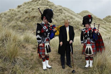 Records Scotland Wind Farms And Broken Promises Donald S Tortured History With Scotland The