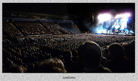 o2 world premium eingang santana in der o2 world arena hamburg bild foto