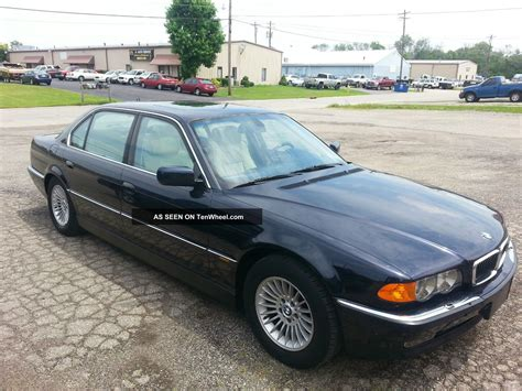 2000 Bmw 750il by 2000 Bmw 750il Horsepower
