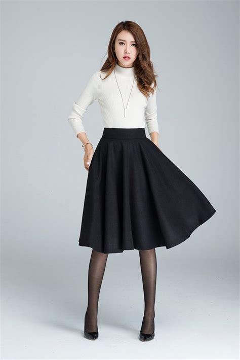 Emba Casual Cola Black best 25 black skirts ideas on black knee high